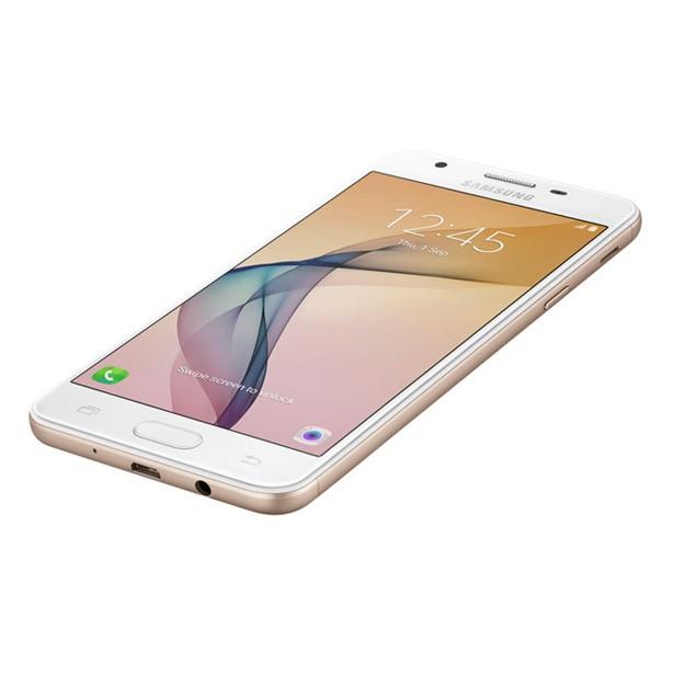 005b7f7ccdb Celular Libre SAMSUNG Galaxy J5 Prime DS Blanco/ Dorado Ktronix ...