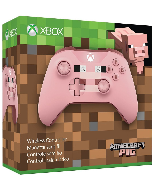 Control XBOX ONE Minecraft Pig Ktronix Tienda Online