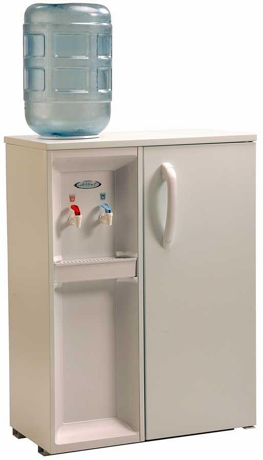 Dispensador de agua abba 80 litros da 070 blanco ktronix for Dispensador agua fria media markt