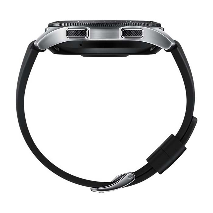 1314f88fe3ef Reloj SAMSUNG Galaxy Watch 46M Plateado Ktronix Tienda Online