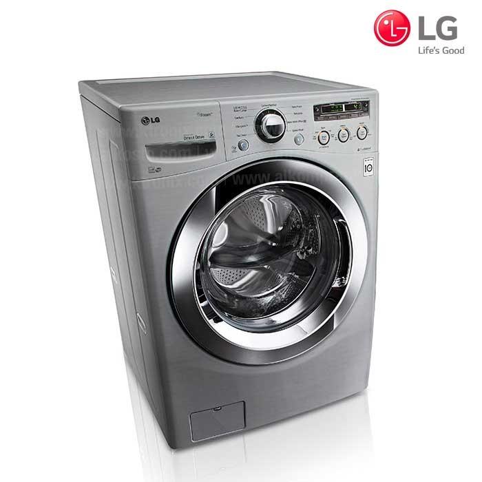 Lavadora lg 18 kg wm3250hva g ktronix tienda online for Fotos de lavadoras