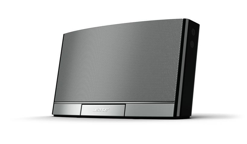 parlante sound dock bose portable black ktronix tienda online. Black Bedroom Furniture Sets. Home Design Ideas