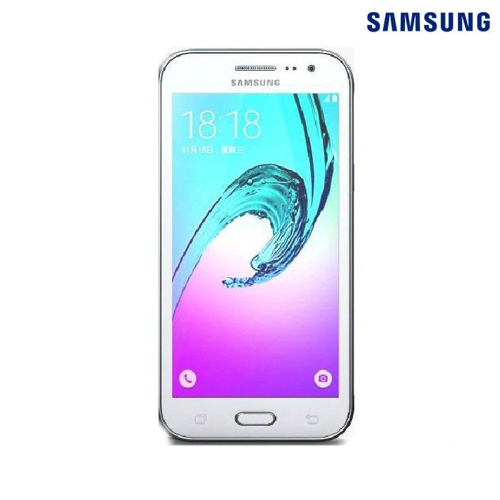 b2c0c7a544d Celular 4G Samsung Galaxy J3 Dual Sim Blanco Ktronix Tienda Online