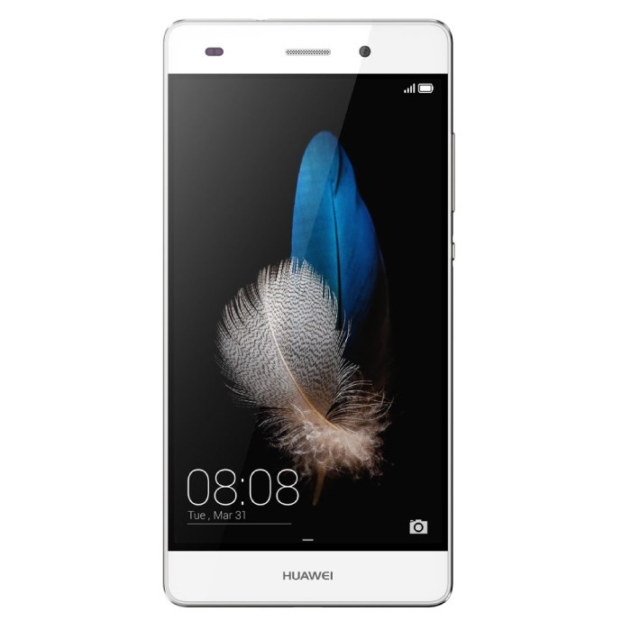 9bcc26948ad Celular HUAWEI Ascend P8 Lite Blanco 4G Ktronix Tienda Online