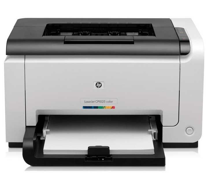 Impresora HP Láser CP1025 Ktronix Tienda Online