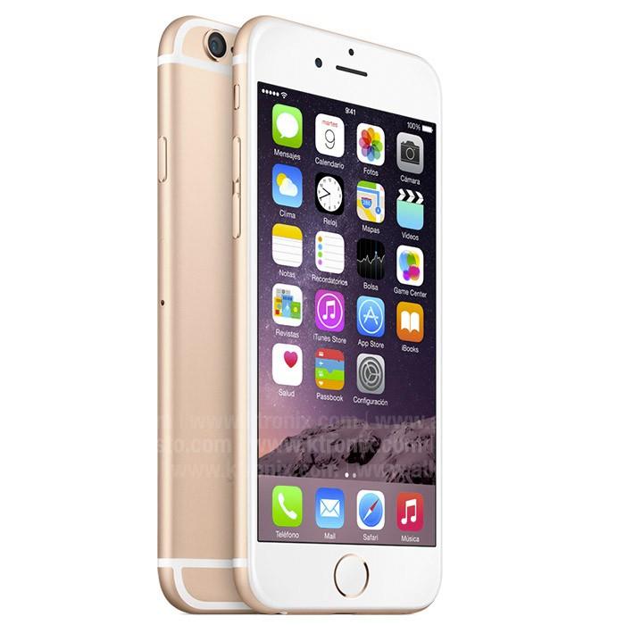 66cadf198b5 iPhone 6s Plus 32GB 4G Dorado Ktronix Tienda Online