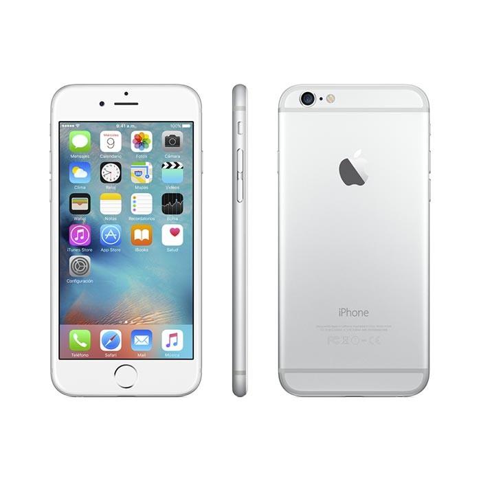 Iphone  Plata Gb Caracteristicas