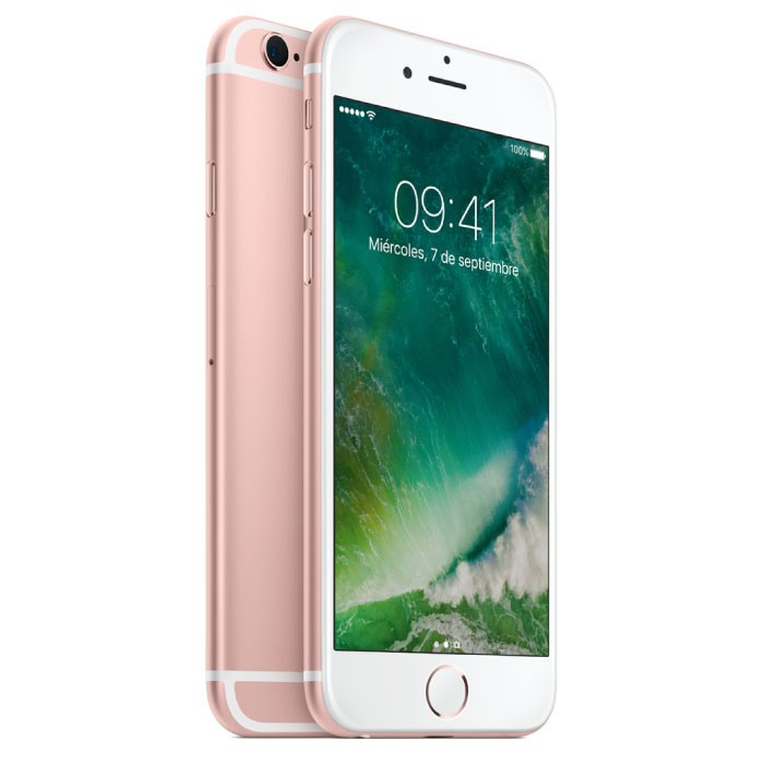 Celular iPhone 6s Plus 32GB 4G Rosado Ktronix Tienda Online