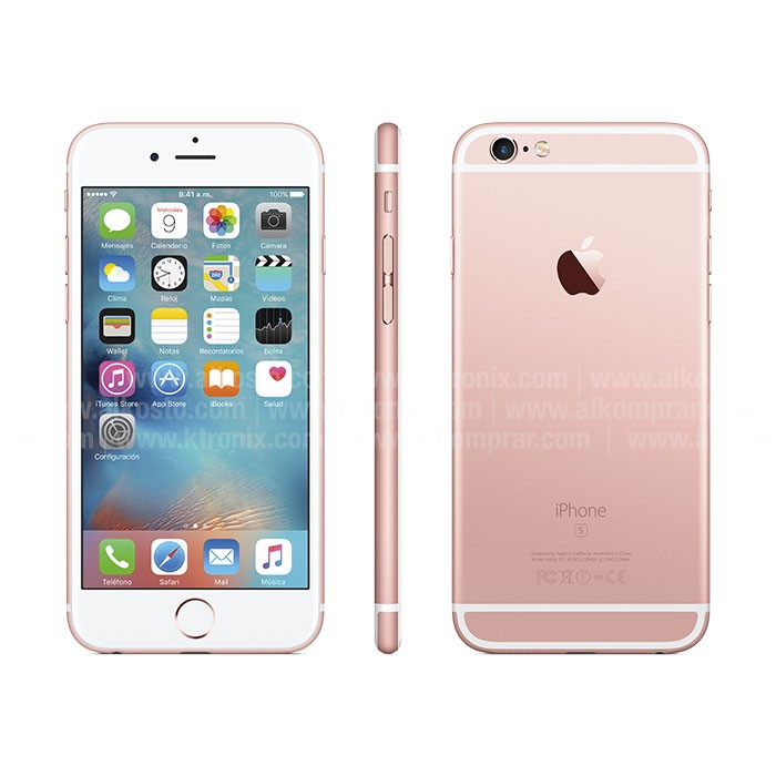 Iphone S Oro Rosa Gb