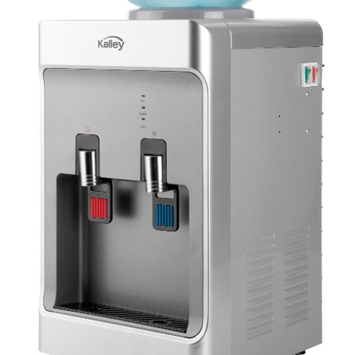 Dispensador de agua kalley k wd5k gris ktronix tienda online for Dispensador agua fria media markt
