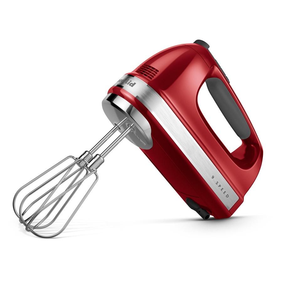 Batidora de mano kitchenaid 9 velocidades rojo ktronix - Mejor batidora de mano ...