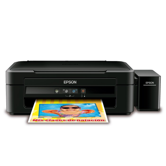 Multifuncional Epson L380 Ktronix Tienda Online