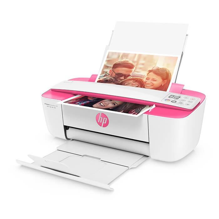 משהו רציני Impresora Multifuncional HP DeskJet Ink Advantage 3785 Rosa SO-81