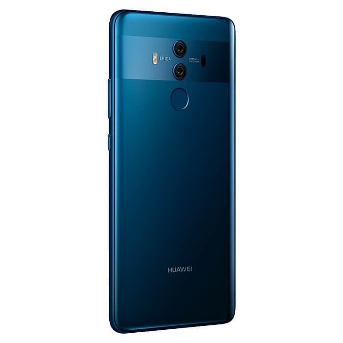 e90b1b9fa50 Celular Libre HUAWEI Mate 10 Pro Azul DS 4G + Case + Audífonos + ...