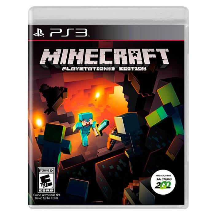 Videojuego Minecraft Edition PS3 Ktronix Tienda Online
