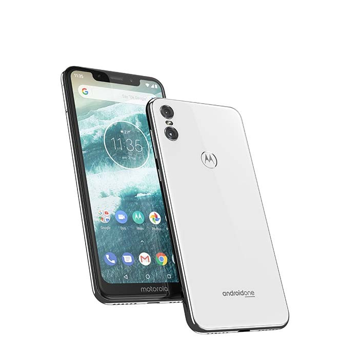 3b8a0d6cde1 Celular MOTOROLA One + Audífonos DS 4G Blanco Ktronix Tienda Online