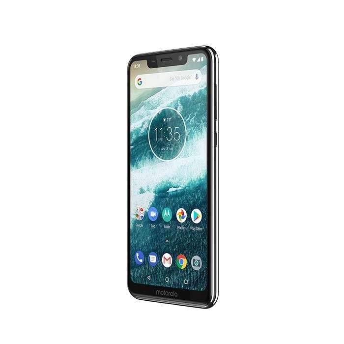 fe9e0877654 Celular MOTOROLA One 64GB DS 4G Blanco Ktronix Tienda Online