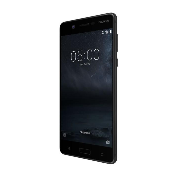 Celular Libre NOKIA 5 DS 4G Negro Ktronix Tienda Online
