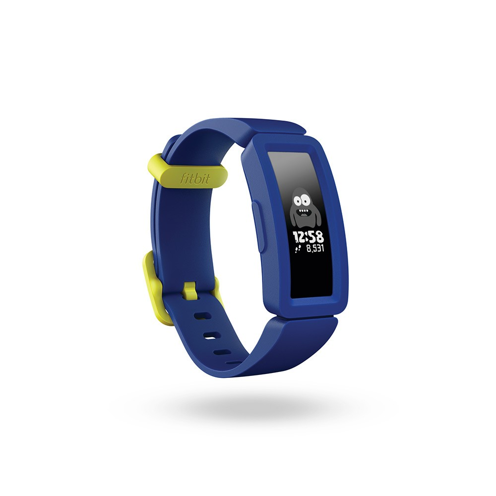 cdcceefc591f Monitor Fitbit Ace 2 Niños Azul Amarillo Ktronix Tienda Online