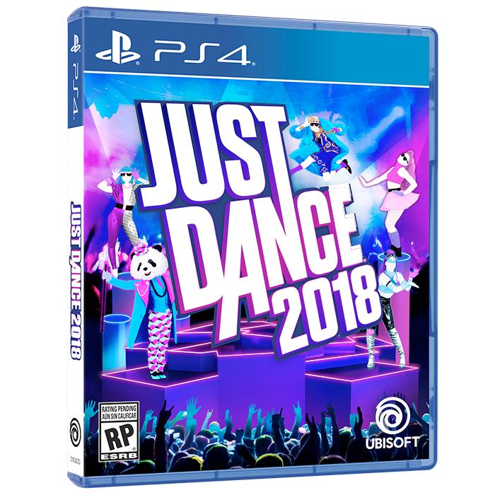 Videojuego Ps4 Just Dance 2018 Ktronix Tienda Online