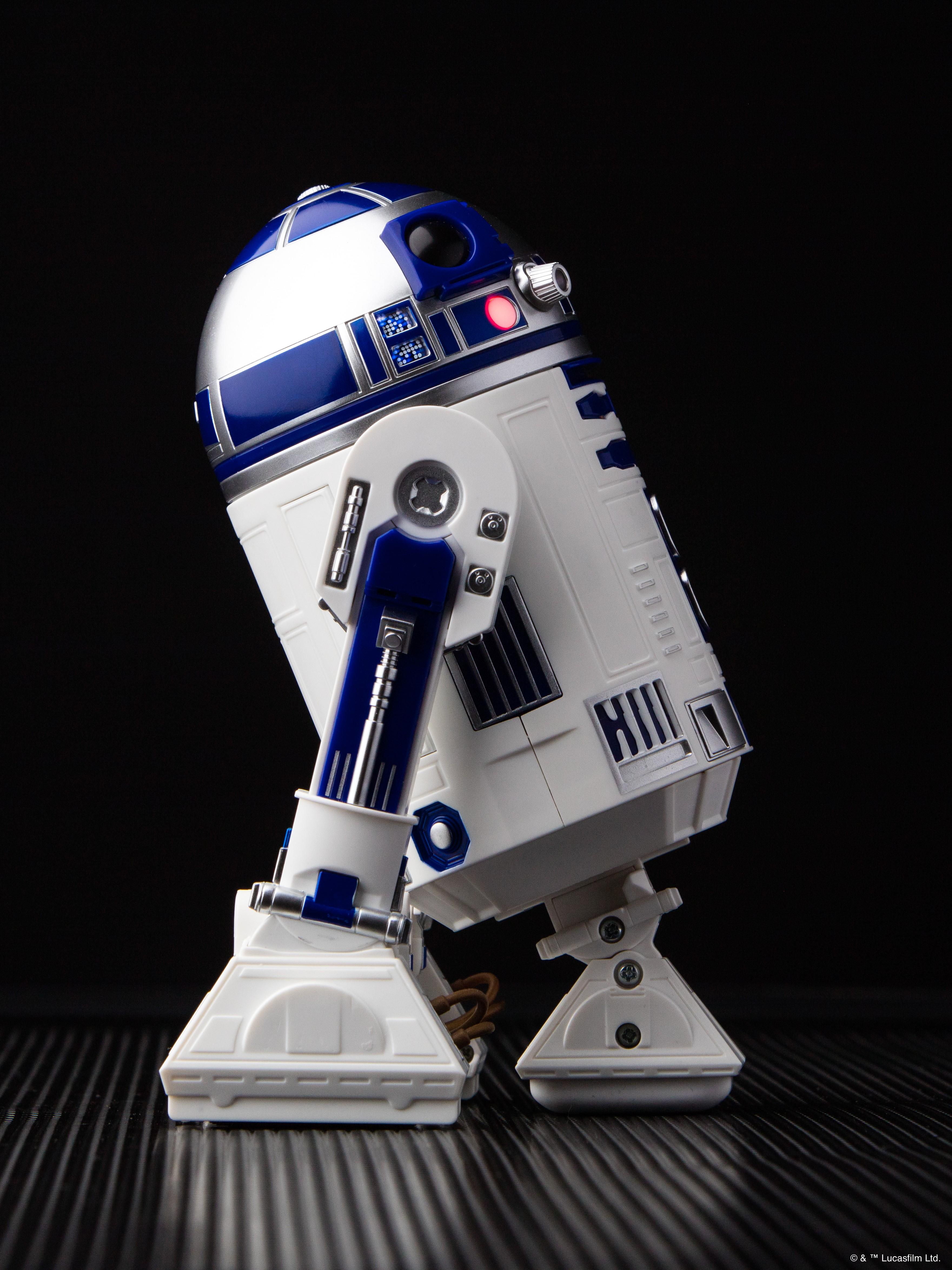 Sphero R2d2 Star Wars Blanco Azul Ktronix Tienda Online