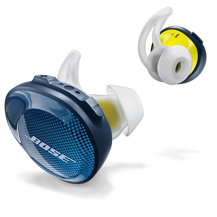 4a01534b8ff Audífonos Inalámbricos BOSE SoundSport Free Amarillo Ktronix Tienda ...