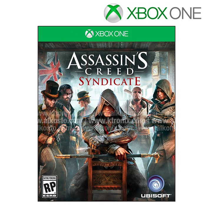 Videojuego Assassin's Creed Syndicate XBOX ONE Ktronix ...