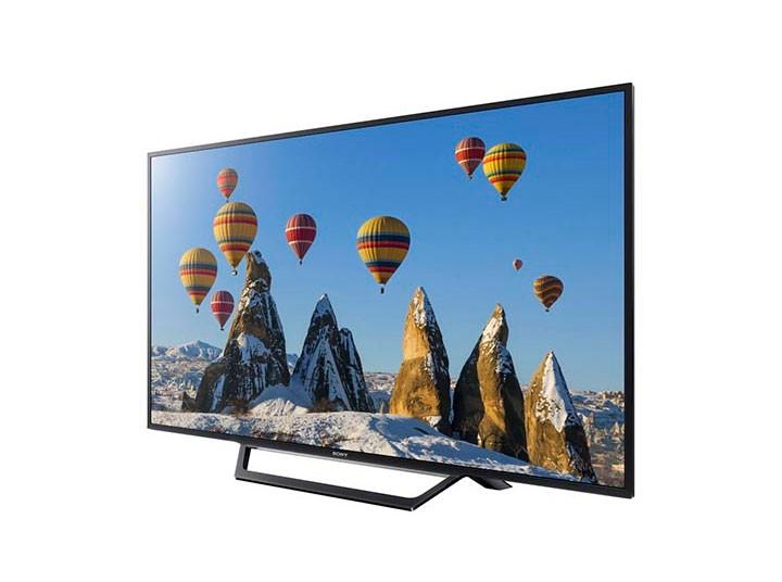 tv 48 120 9 cm led sony 48w657d full hd ktronix tienda online. Black Bedroom Furniture Sets. Home Design Ideas