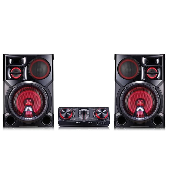 Equipo Mini Lg Cj98 3500w Ktronix Tienda Online