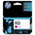 Cartucho de tinta HP 951 Magenta Original CN051AL