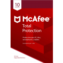 Antivirus McAfee Total Protection 10 Multidispositivivos