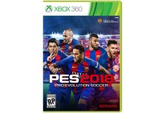 Videojuego XBOX 360 Pro Evolution Soccer 2018
