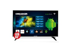 "TV 43"" 109cm CHALLENGER LED 43T21 FHD Internet"