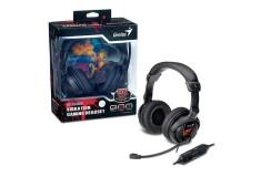 Audífonos GENIUS OnEar Gaming HSG500V