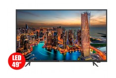 "Tv 49"" 123cm PANASONIC 49FX500 4K-UHD Internet"