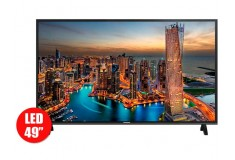 "Tv 49"" 123cm PANASONIC 49FX600 4K UHD Internet"