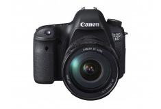 Camara CANON EOS 6D + Lente EF 24-105L