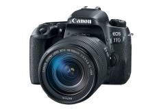 Cámara Profesional Canon EOS 77 D
