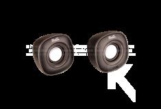 Parlante KLIP XTREME 6 W USB 3.5 mm Gris