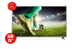 "TV 75"" 189cm LG LED 75UK6570 4K-UHD Internet"