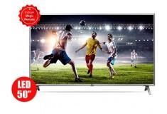 "TV 50"" 126cm LG 50UK6500 4K-UHD Internet"