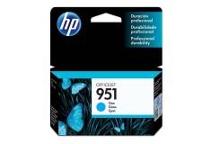 Cartucho de tinta HP 951 Cian Original CN050AL