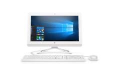 """PC All in One HP - 20 C209 - Intel Pentium - 19.5"""" Pulgadas - Disco Duro 1Tb - Blanco"""