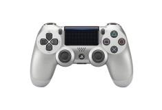 Control PS4 DualShock 4 Plateado
