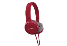 Audífonos PANASONIC Alámbricos OnEar HF100 Rojo