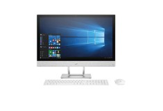 "PC All in One HP- 24-R005LA - AMD A9 - 23.8"" Pulgadas – Disco Duro 1Tb – Blanco"