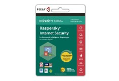 Pin Virtual POSA KASPERSKY Internet Security 1 Dispositivo