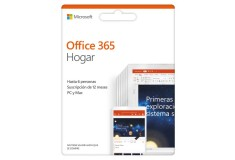 Pin Virtual OFFICE 365 Hogar (6 Usuarios Online)
