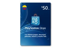 Pin Virtual PLAYSTATION ($50USD)