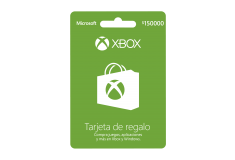 Pin Virtual POSA XBOX LIVE $150.000